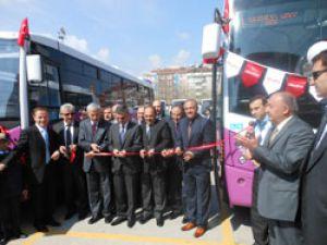 Toplu Taşıma Sektörünün lider ismi Anadolu Isuzu, Kastamonu halkını da taşıyacak