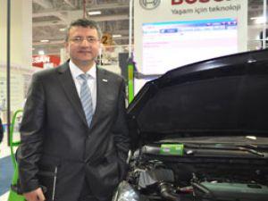 BOSCH Otomotiv 97.000'den fazla ürünle müşterilerine hizmet veriyor