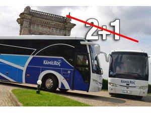 2+1 otobüsleri kaldırıyor