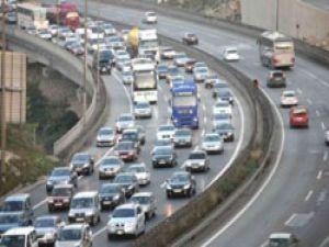 Şubat sonunda toplam 17 bin araç trafiğe kaydını yaptırdı