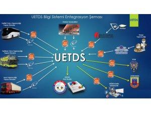 U-ETDS sistemi başladı!