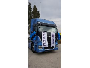 Iveco Gaziantep'de yılı başarı ile kapattı