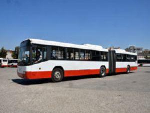 Bu yaz İzmirliler klimalı otobüslerin tadını çıkaracak