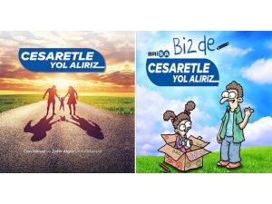 Brisa'dan çok anlamlı iki kitap