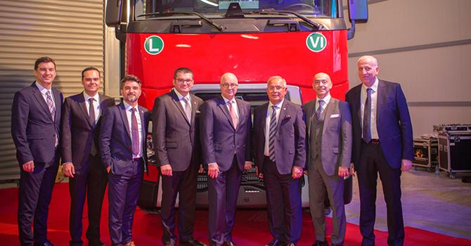 Renault Trucks Mersin'de güçleniyor