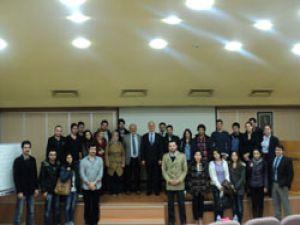 OMSAN'dan, Üniversite Öğrencilerine Lojistik Eğitimi