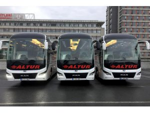MAN'dan Ankara ve İstanbul'da otobüs teslimatları