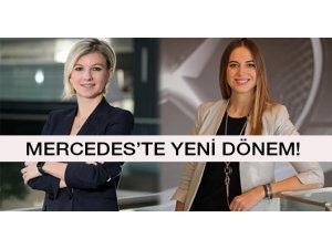 Mercedes-Benz'de görev değişimleri