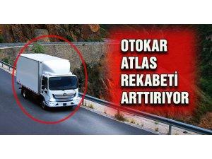 """Otokar, yeni """"Atlas"""" modelini tanıttı"""