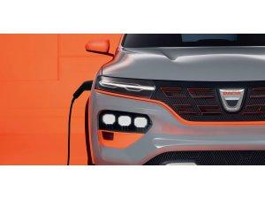 Dacia'dan elektrikli devrim: Dacia Spring elektrikli showcar