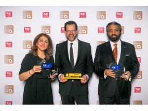 """DHL Express bu yıl da """"En İyi Global İşveren"""" listesinde"""