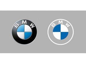 BMW, 23 yıllık logosunu değiştirdi!