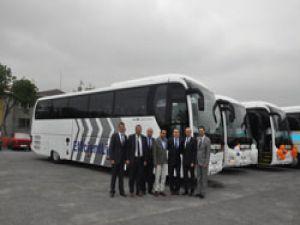 Metro Turizm yeni sezona yeni otobüslerle başlangıç yaptı