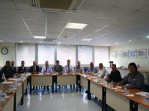 TREDER, Yeni Yönetimi İlk Toplantısını Brisa İzmit Fabrikası'nda yaptı