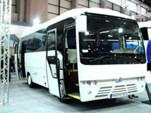 Temsa, Busworld'de Safir VIP ile göz doldurdu