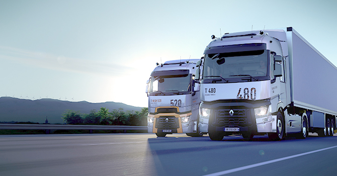 Renault Trucks Avrupa pazarından memnun