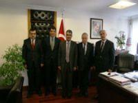 TREDER'in Ankara temasları ses getirdi