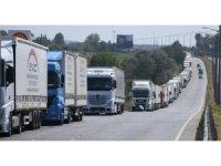 Macaristan sınır kapısı kilit