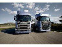 Scania Covid-19 mücadelesini çekici tahsis etti