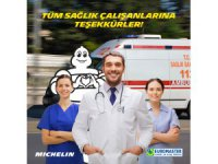 Michelin Türkiye'den Lastik bağışı ve ücretsiz Lastik bakım servisi