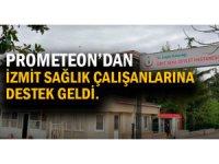 Prometeon'dan sağlık çalışanlarına anlamlı destek