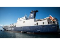 DFDS Akdeniz, sağlık çalışanlarının yanında