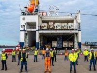 En yeni ve en büyük yük Ro-Ro limanı açılıyor