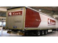 Krone'den Kare Lojistik'e 5 adet Profi Liner teslimatı