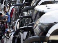 Şehirlerarası otobüs sektörü battı batacak