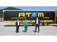 Atom Lojistik filosuna 16 adet yeni Tırsan Treyler ekledi
