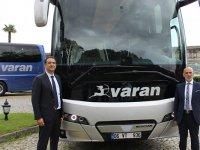 Türkiye'nin Varan'ı Yeniden Yollarda