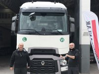 Frigorifik Gıda Taşımacılığı İçin Renault Trucks Çekici