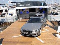 Yeni BMW 5 Serisi Yalıkavak Marina'ya Demir Attı