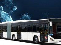 İlk Güvenli Otobüs İzmir Caddelerinde