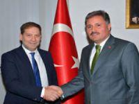 Malatya Belediyesi, Türkiye'nin İlk Trambüs Sözleşmesine İmza Attı