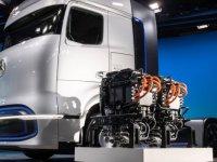 Mercedes-Benz seri üretime geçiyor