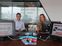 DFDS Akdeniz İş Birimi'nden farklı kollardan eğitime destek