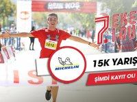 Michelin Türkiye, Eker I Run Sanal Yarışı'nın 15 K koşusuna destek oldu