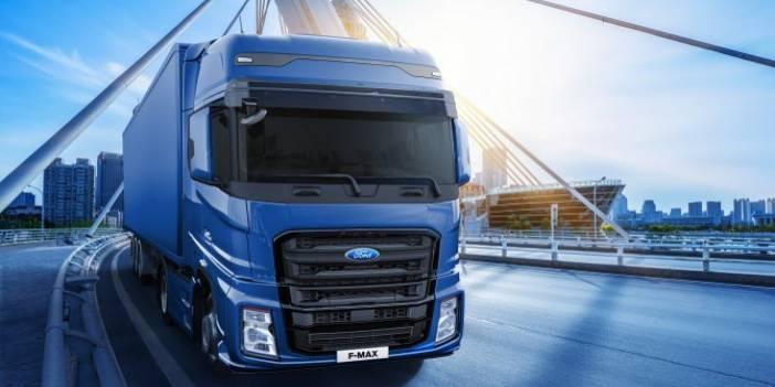 Satılan her 3 araçtan biri Ford Trucks oldu