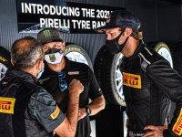 Pirelli'den WRC lastik serisi