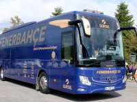 Fenerbahçe'nin otobüsü sezona hazır