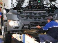 285.000'inci kamyonu üretti