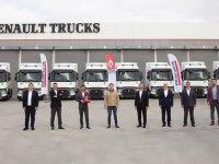 VIP Transport Renault Trucks tercih etti