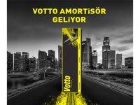 Votto'dan yeni amortisör ürünü