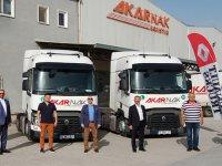 Renault Trucks T serisi teslimatları devam ediyor