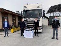 AYK Scania'dan Vazgeçmiyor