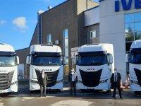 IVECO Otomotiv'de S-WAY teslimatları hız kesmiyor