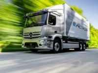 Elektrikli geleceğin yenilikçi kamyonları