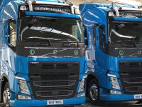Volvo Trucks'tan 6 adetlik teslimat