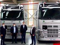 Volvo Trukcs'dan yeni teslimat